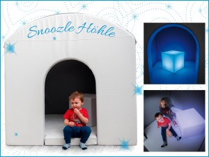 "Snoozle Höhle ""white space"" NS"