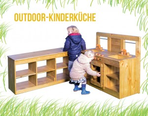 Outdoor-Küche