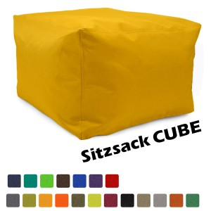 Sitzsack Cube - Outdoor & Indoor