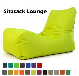 Sitzsack Lounge - Outdoor & Indoor