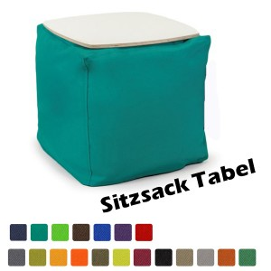 Sitzsack Table - Outdoor & Indoor