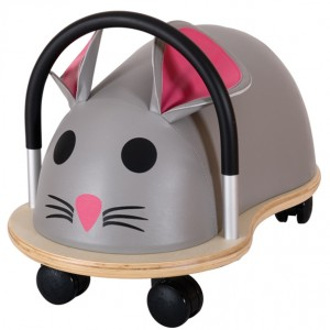 SMALL Wheely Bug - Maus