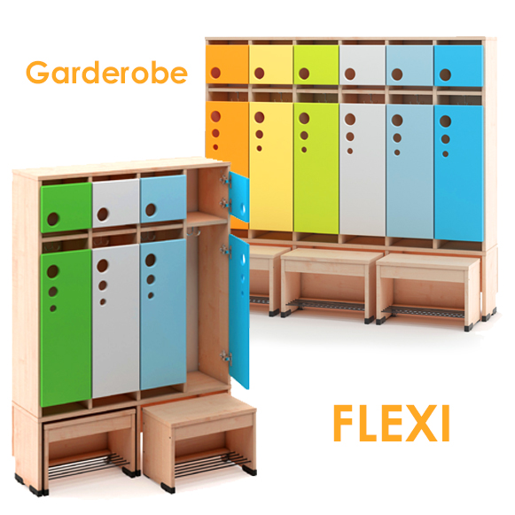 kindergarderobe garderobe garderobe seifenblase garderobe seifenblase flexi garderobe kleine. Black Bedroom Furniture Sets. Home Design Ideas